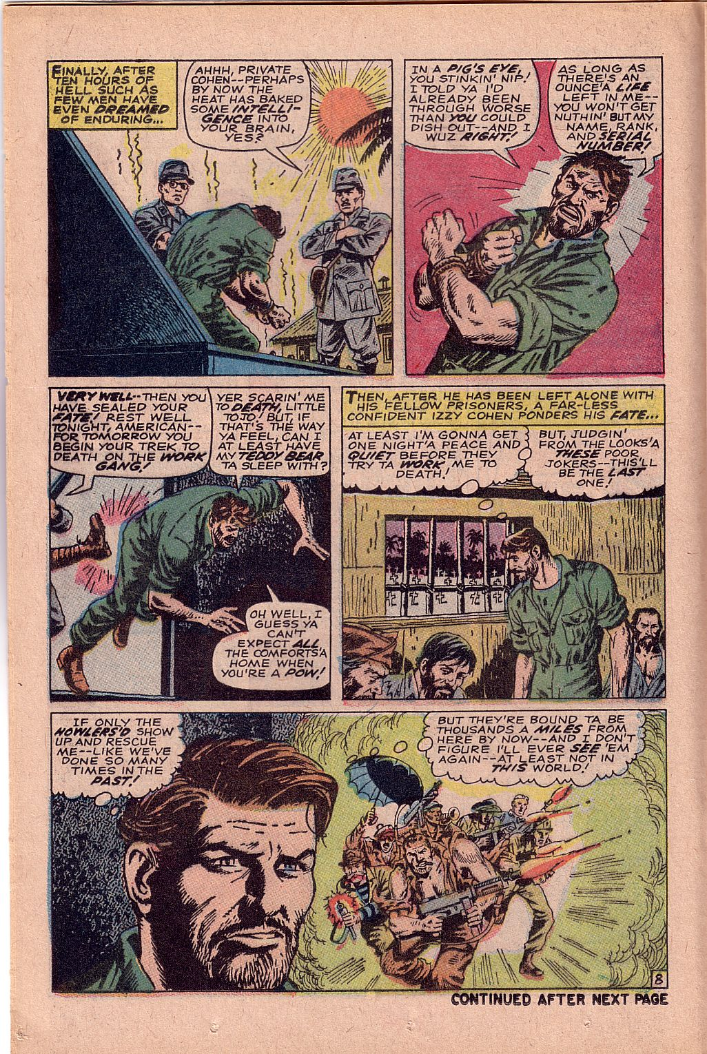 Read online Sgt. Fury comic -  Issue #52 - 12