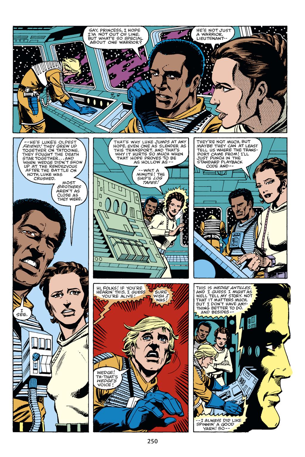 Read online Star Wars Omnibus comic -  Issue # Vol. 18 - 235