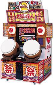 Taiko no Tatsujin 2 arcade