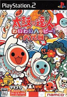 Taiko no Tatsujin Wai Wai Happy Rokudaime boxart
