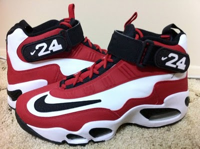 4ed5791127 Sneaker's!: Nike Air Max Griffey 1 'Cincinnati Reds' – New Images