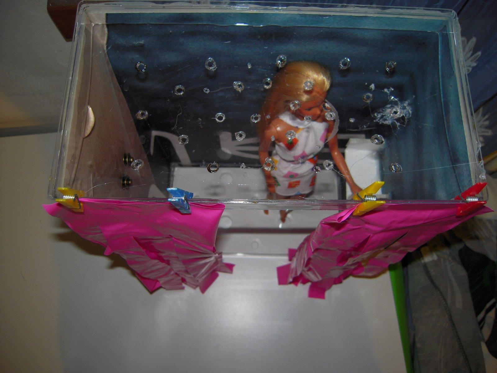 Mamma Claudia E Le Avventure Del Topastro Box Doccia Per Barbie