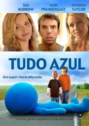 Baixar Filme Tudo Azul - Um Super-Herói Diferente - Dublado