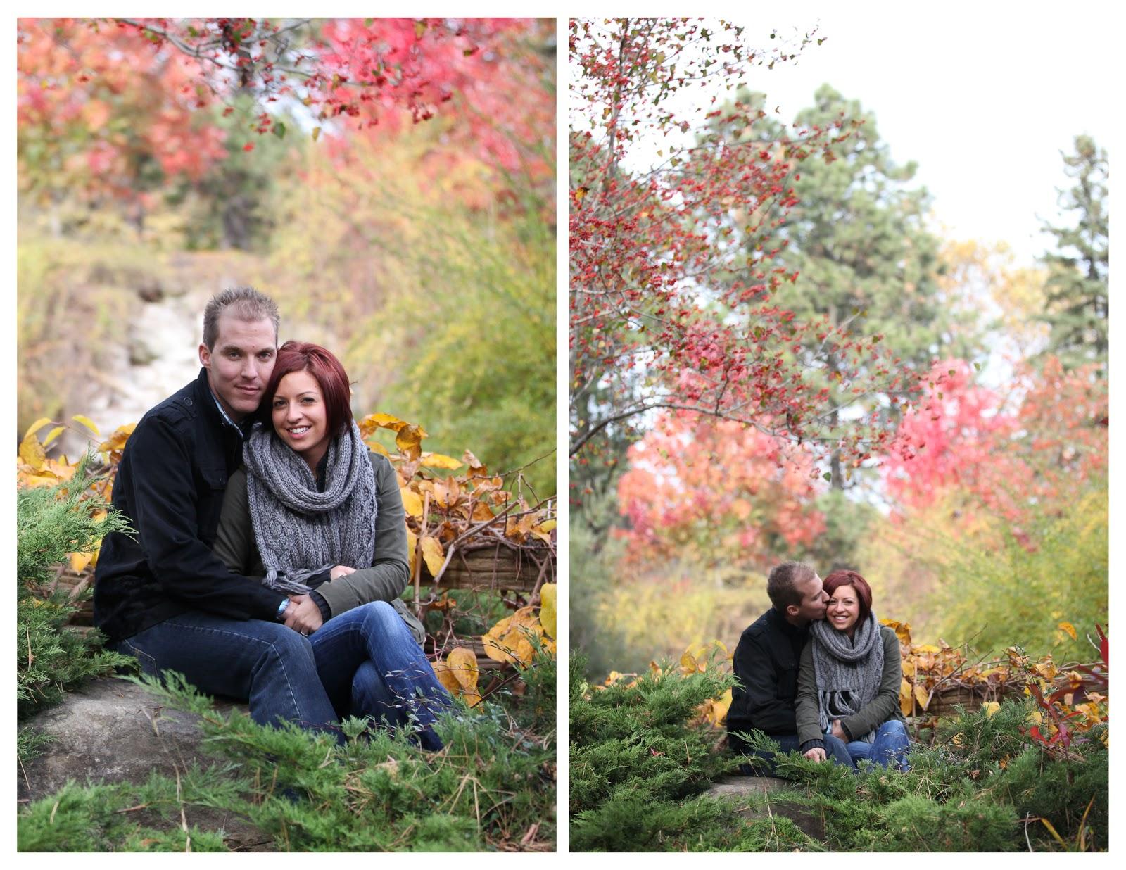 Angela DeVries Photography: Andrew & Megan's Engagement Session!