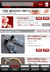 Promote Your Etsy Store as a Magazine and a Phone App - The Beading