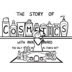 La historia de los cosméticos
