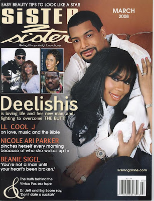 The Blogspot Flavor Of Love Deelishis Sets The Record Straight