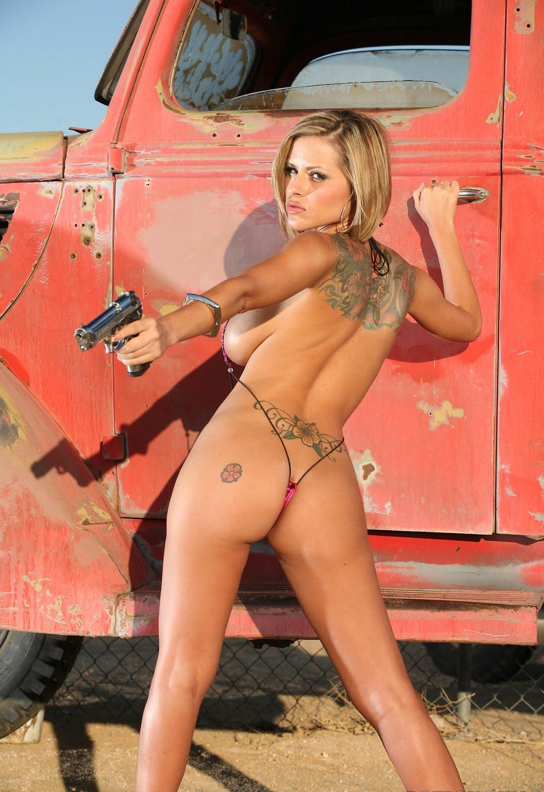 Remarkable, jenny p sling shot bikini