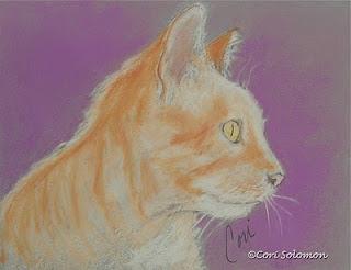 Cat - Insightful Glow By Cori Solomon