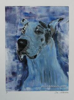 Great Dane - Gentle Giant By Cori Solomon