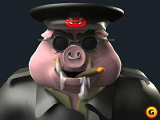 Funny Joke - Swine Flu