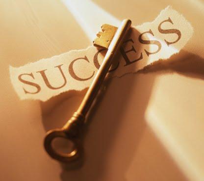 μυστικό της επιτυχίας