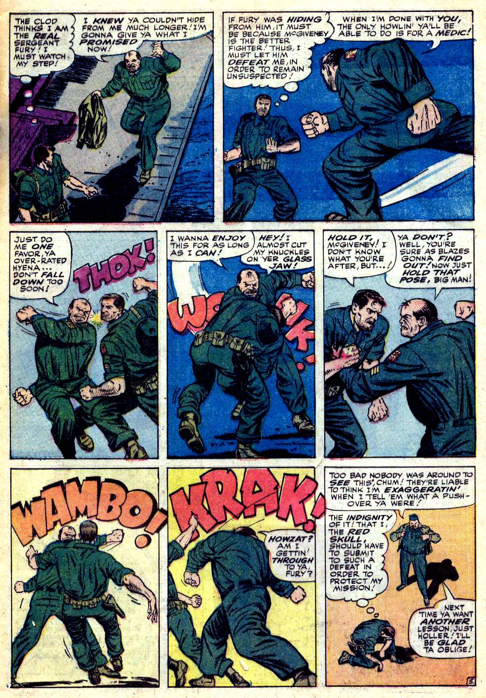 Read online Sgt. Fury comic -  Issue #25 - 9