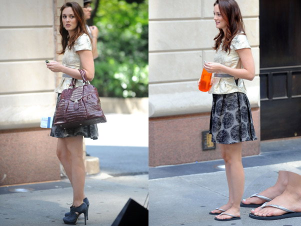 9b0a48e2de96 CALIFORNIA SIDEWALK  HAVAIANAS STYLE ! !... Before and After !
