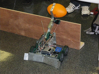 Kahlvex Vex Robot For Competition Summary So Far