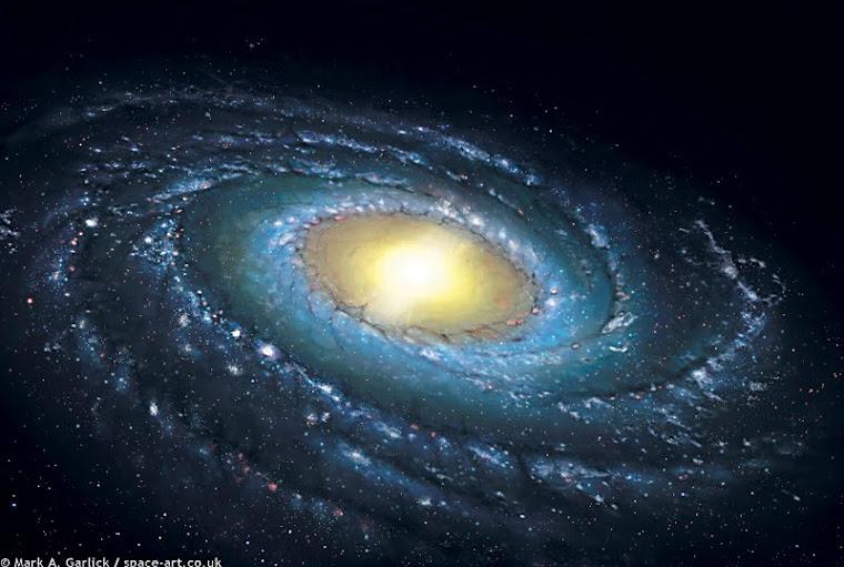 milky way solar system - photo #16