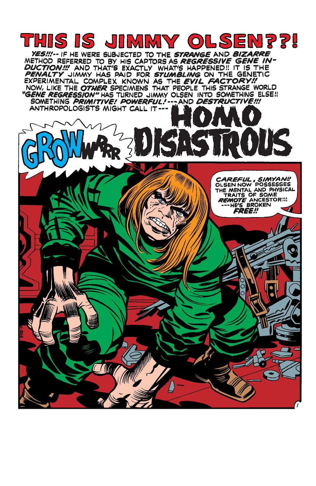 Read online Superman's Pal, Jimmy Olsen by Jack Kirby comic -  Issue # TPB (Part 3) - 88