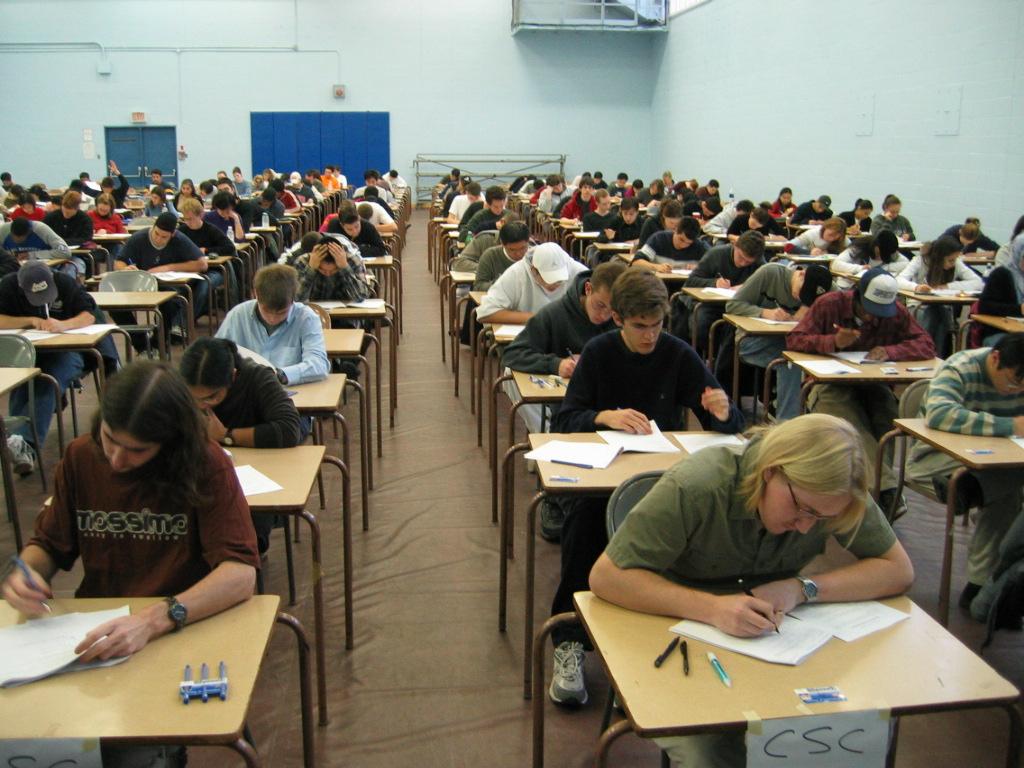 Hasil gambar untuk final exam in class