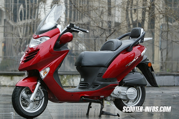 kymco grand dink 125cc scooter geneva english forum switzerland. Black Bedroom Furniture Sets. Home Design Ideas