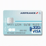 CARTE BLEUE VISA AIR FRANCE