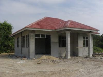 Keluasan Rumah 1008 Kaki Gi Jenis Kos Rendah Status Tanah Hakmilik Kekal Untuk Iputra Sahaja