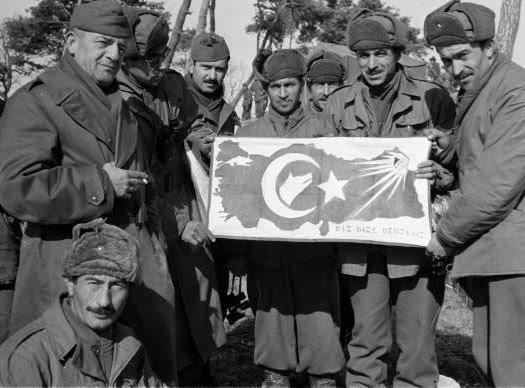 Türkei Koreakrieg