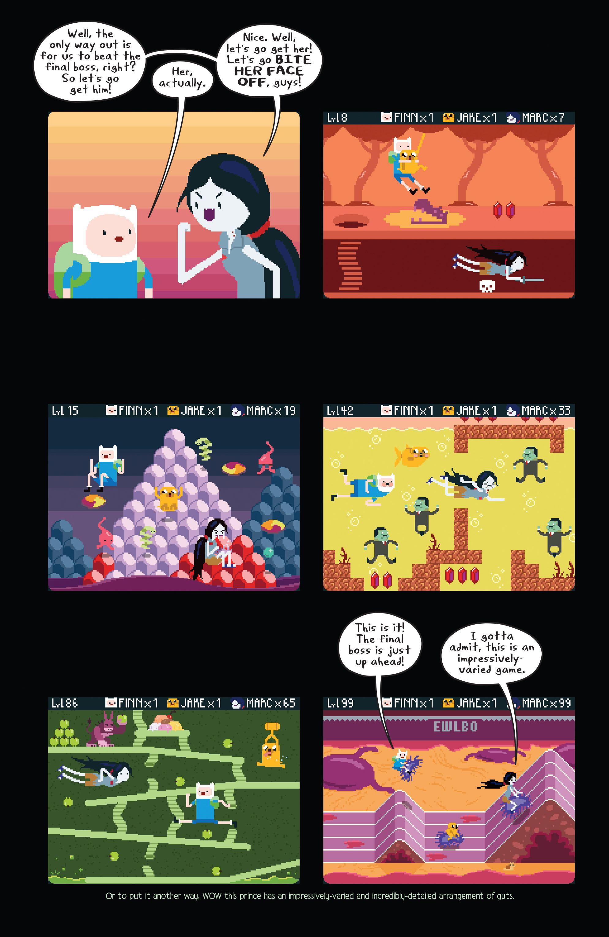Read online Adventure Time comic -  Issue #Adventure Time _TPB 3 - 26