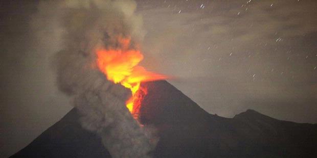 Contoh Drama Gunung Meletus Furatoh