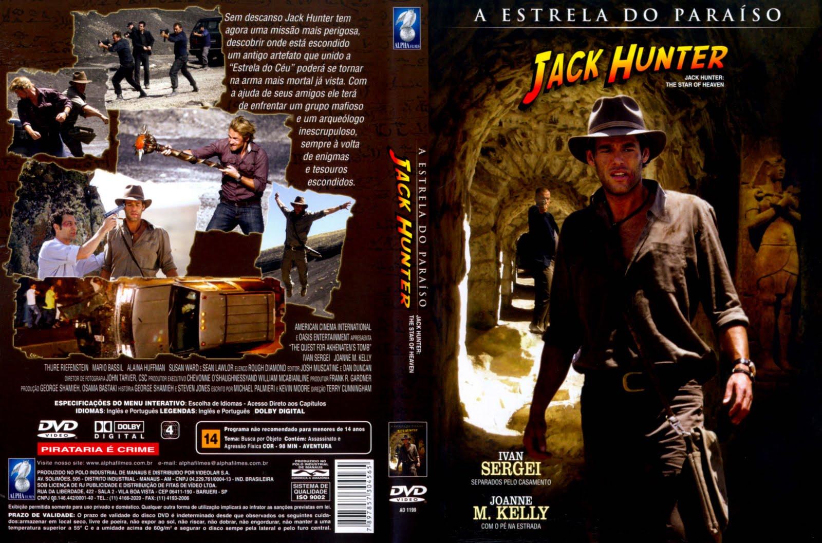 Jack Hunter Filme