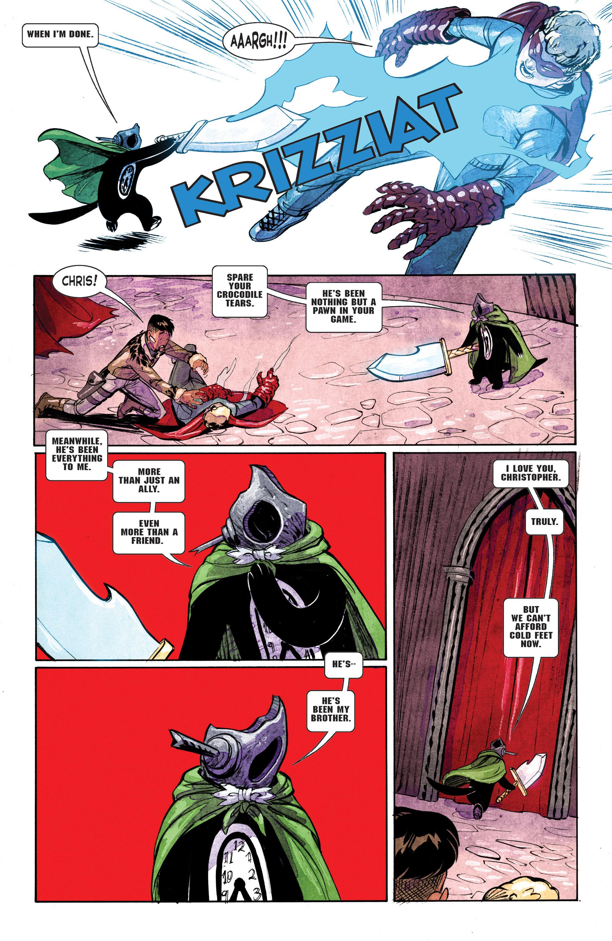 Read online Shutter comic -  Issue #26 - 15
