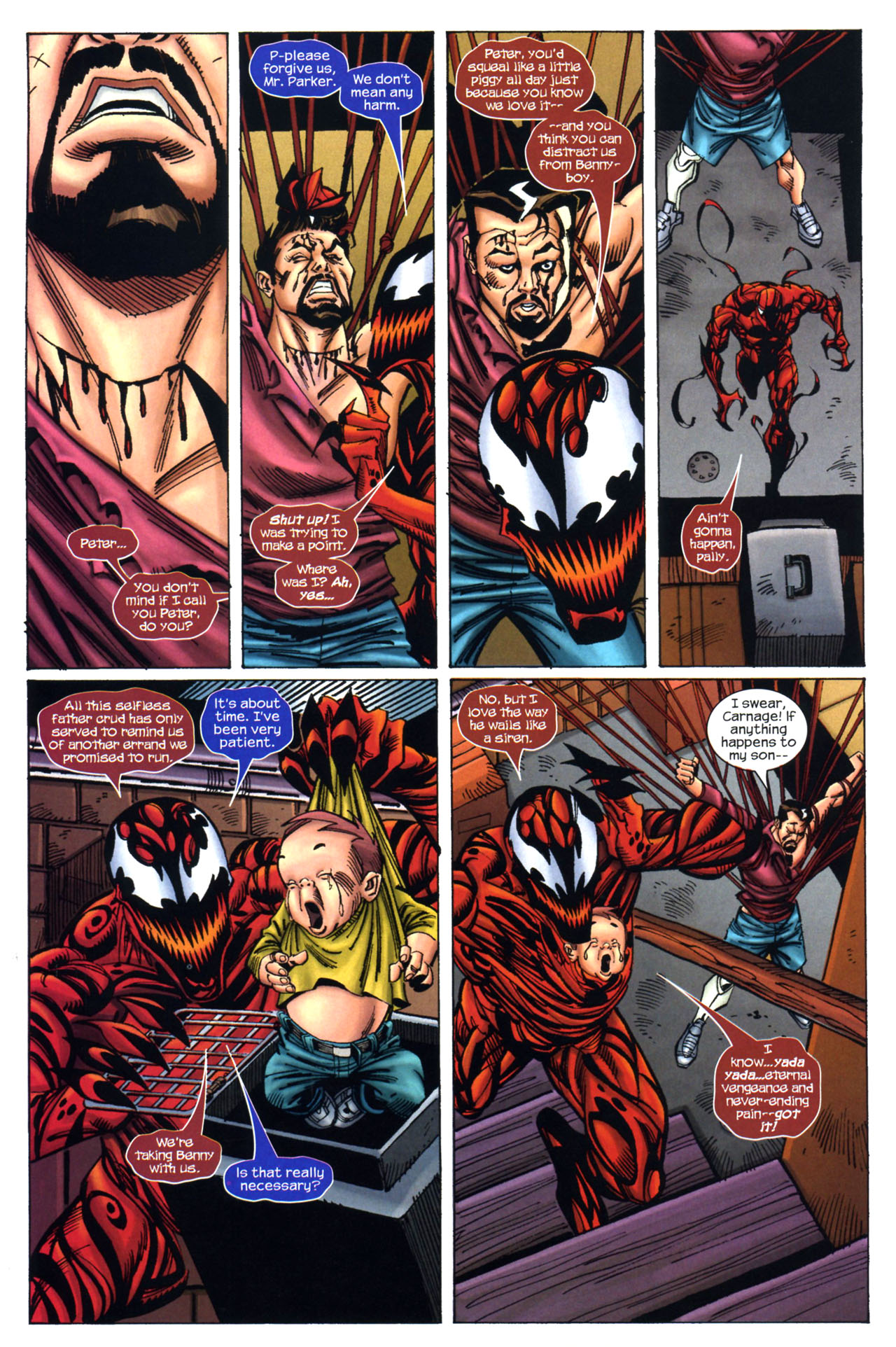 Read online Amazing Spider-Girl comic -  Issue #11 - 9
