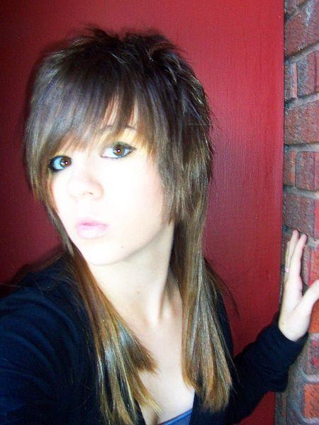 FASHION GALLERY: EMO HAIRSTYLE