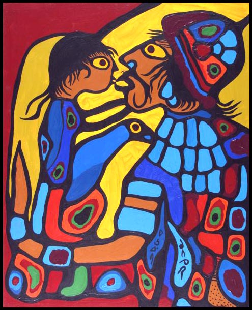 NORVAL MORRISSEAU BLOG: May 2010