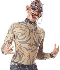 Magazine President Stop De Tattoos