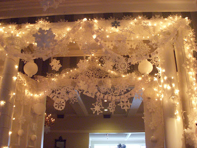 Hope Studios Snowflake Blizzard In Your Home
