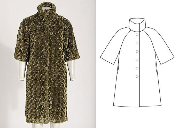 em>2011#1: Yeti coat</em> – Casaco Yeti