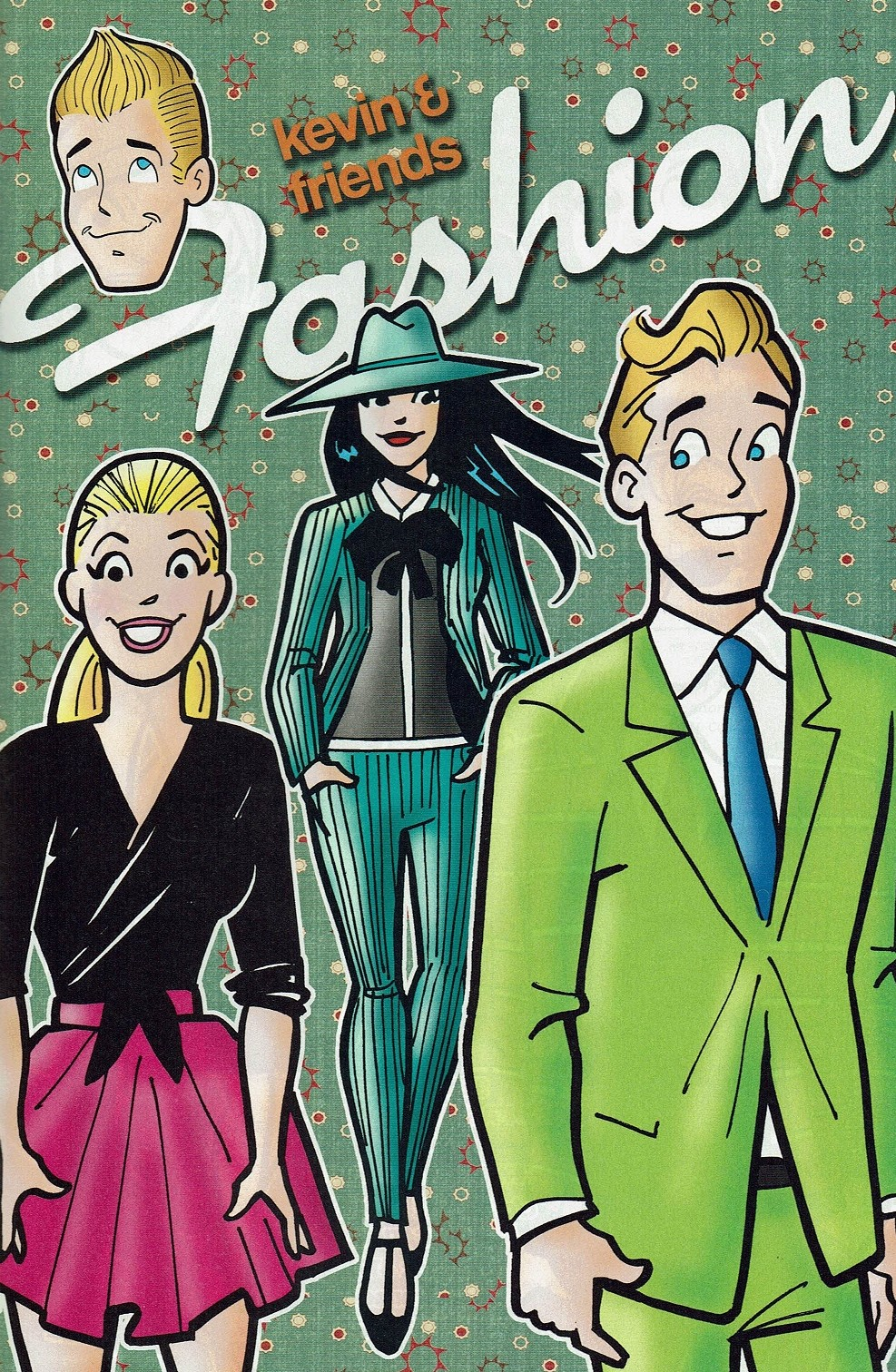 Read online Kevin Keller comic -  Issue #8 - 32