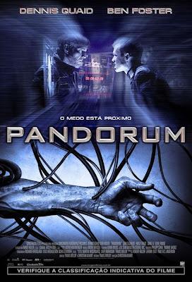 Pandorum - Filmposter