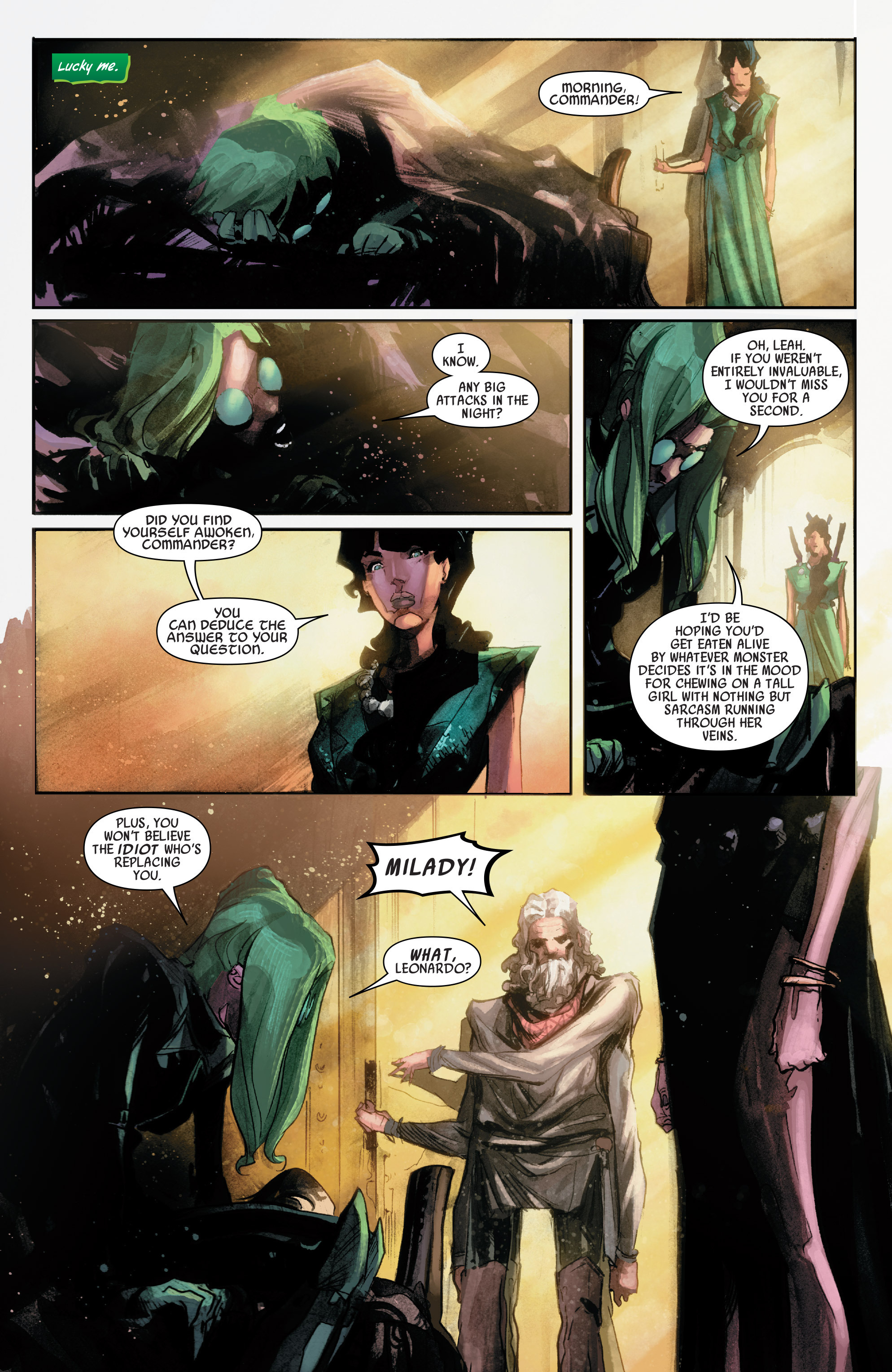 Read online Siege (2015) comic -  Issue #1 - 7
