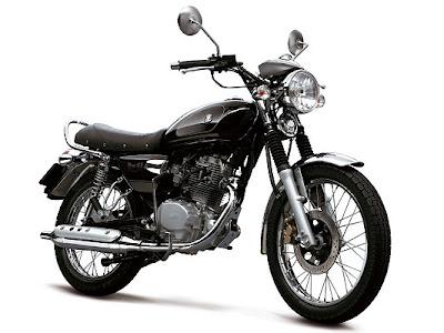 el mundo de las motos cb 125 el clasico de honda. Black Bedroom Furniture Sets. Home Design Ideas