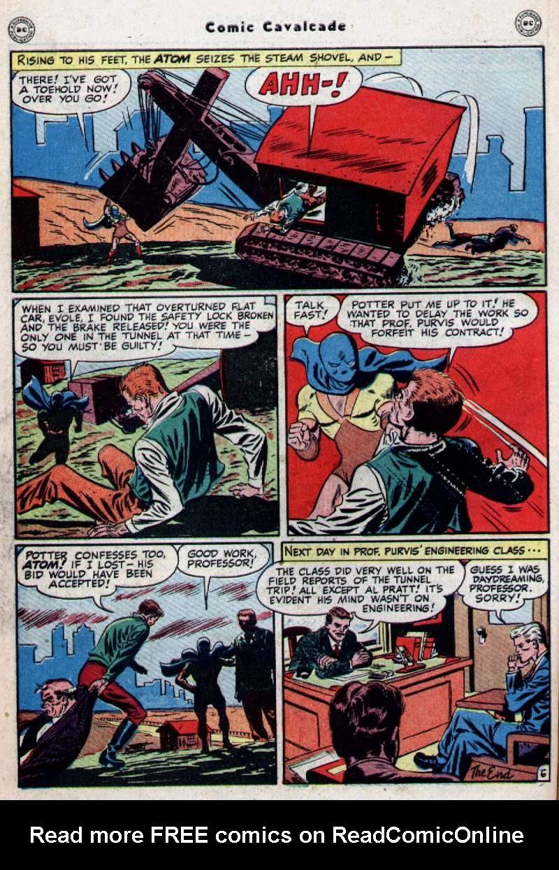 Comic Cavalcade issue 28 - Page 56