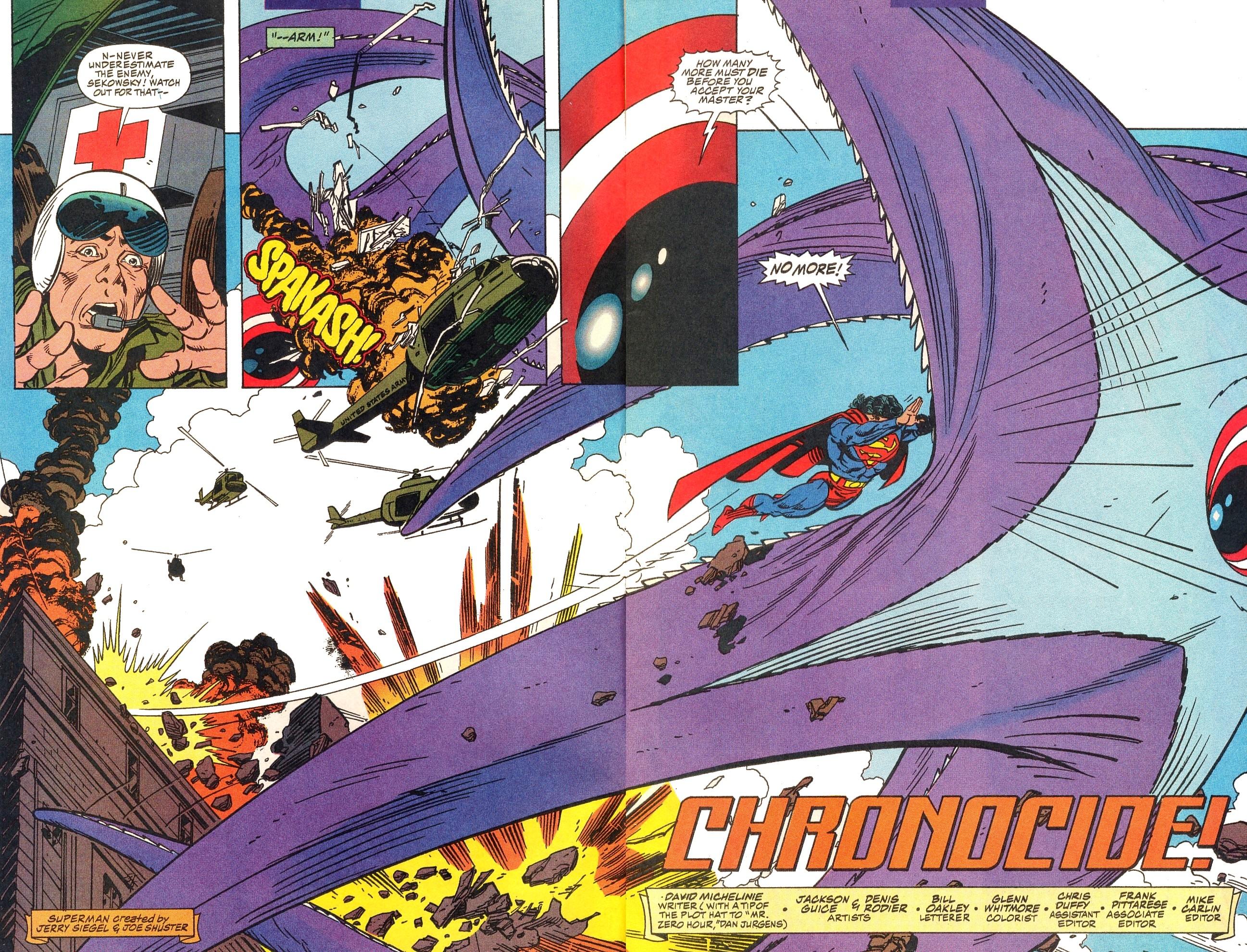 Action Comics (1938) 703 Page 3