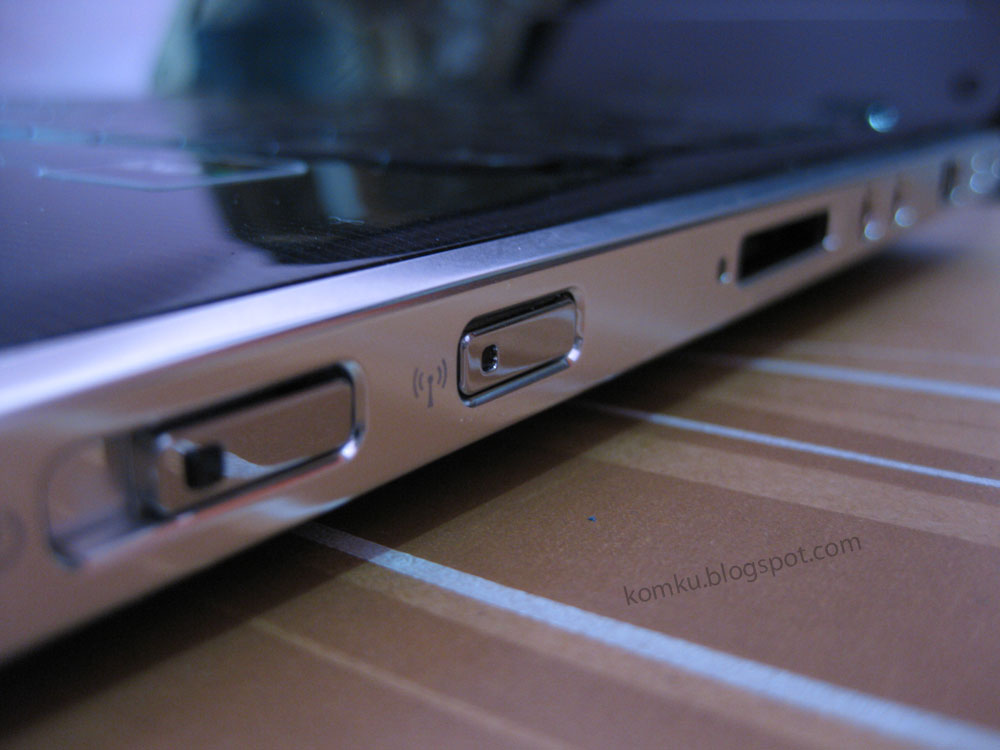 HP Pavilion dv2 Photos and Specification