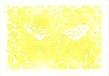 Honey Bee 1 - Yellow