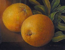 Photorealistic Orange by Mathew Paul