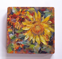 Sunflower Box Lid