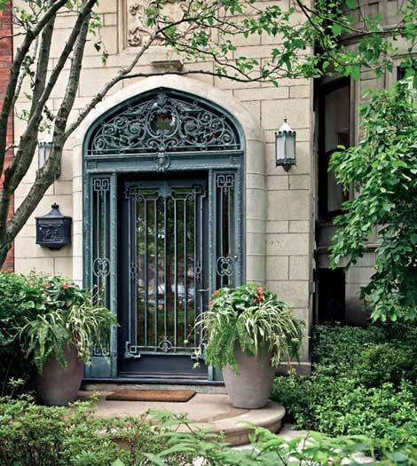 Pretty Little Things For Home & Life: 1906 Chicago Townhouse