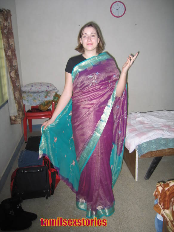 Beautiful Muslim Girls Nri Aunties Hot Photos In Saree-7101