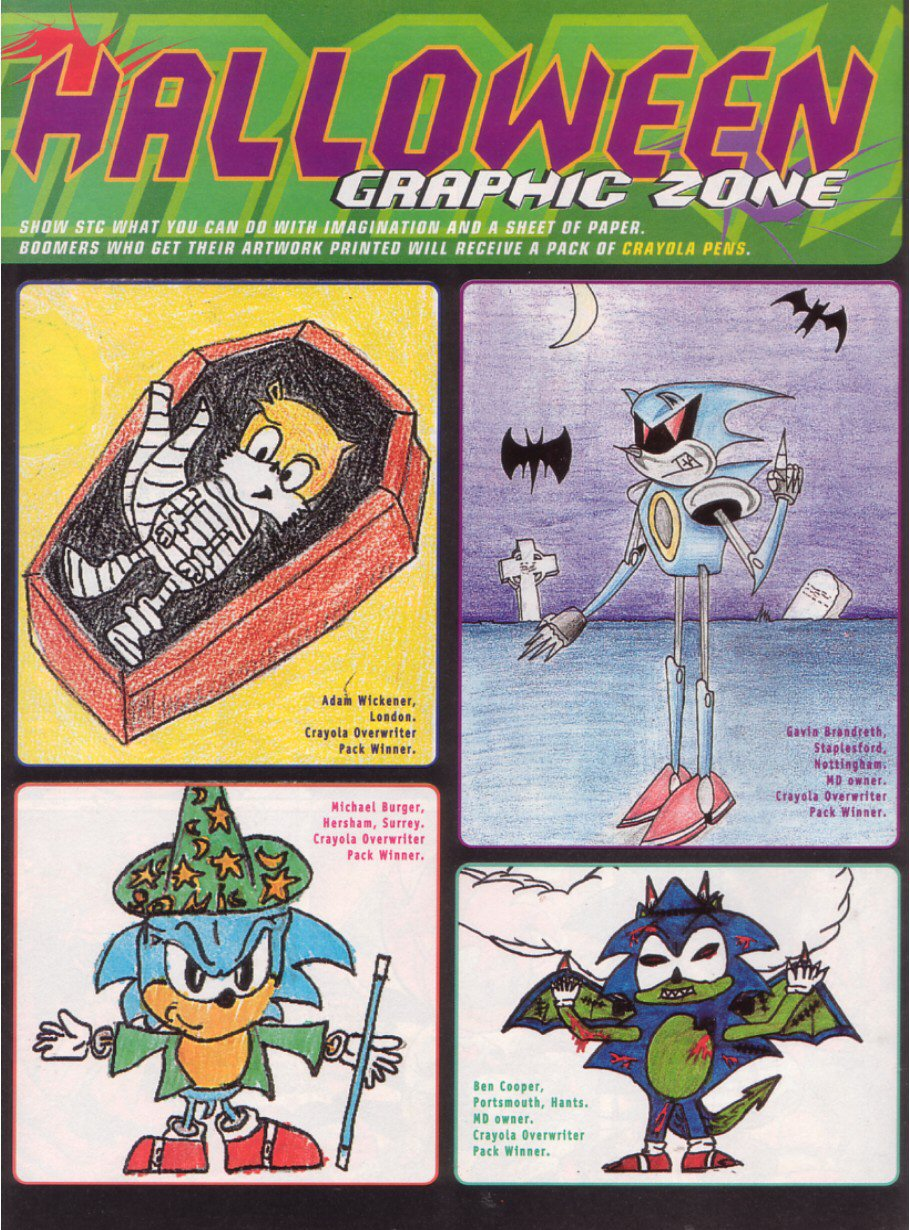 Read online Sonic the Comic comic -  Issue #64 - 10