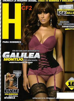 Galilea Montijo Sex
